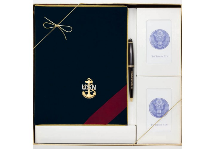 Navy Uniform Box Set